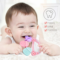 Baby Toys Baby 0 1 Year Old Rattle Newborn CHILDREN'S 3 6 12 Month GIRL'S And BOY'S Educational Teether