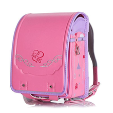 PU Leather School Bags for Girls 2021 NEW Japanese School Bag Orthopedic Backpacks for Primary School Students 1-3 Grades