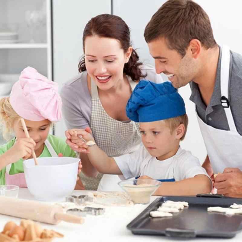 Forma de caramelo cortador de galleta bizcocho torta herramientas de molde para hornear niños cocina Acero inoxidable galleta hornear molde herramientas para hornear de cocina