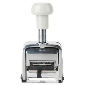 Image 3 - Dl power 7508 máquina automática 8 número manual máquina digital rotação selo numeração whosale equipamentos de ensino para escritório