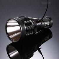 Kostenloser Versand NITECORE 1800 LMs TM36Lite SBT 70 LED Taschenlampe Aufladbare Suchscheinwerfer 1100M Strahl Abstand ohne 18650 Battey-in LED-Taschenlampen aus Licht & Beleuchtung bei