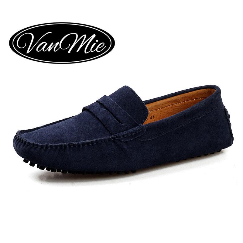 Vanmie Men Casual Shoes Men Loafers