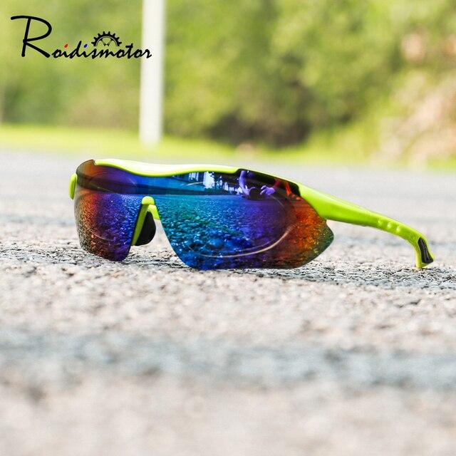 Uv400 miopia esporte ciclismo óculos das mulheres dos homens esportes ao ar livre mountain bike óculos de corrida 1