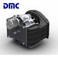 DMC High Quality Compressor Spare Part Oil Free Quiet 8Bar 3.7KW 5HP 320L/min Scroll Air End for New Energy Vehicles