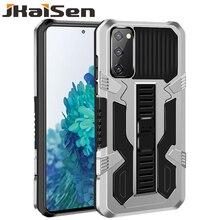 삼성 갤럭시 S20 플러스 JKaiSen 방수 전화 케이스 삼성 S20Ultra s20fe에 대한 강력한 안티 가을 브래킷 보호 커버