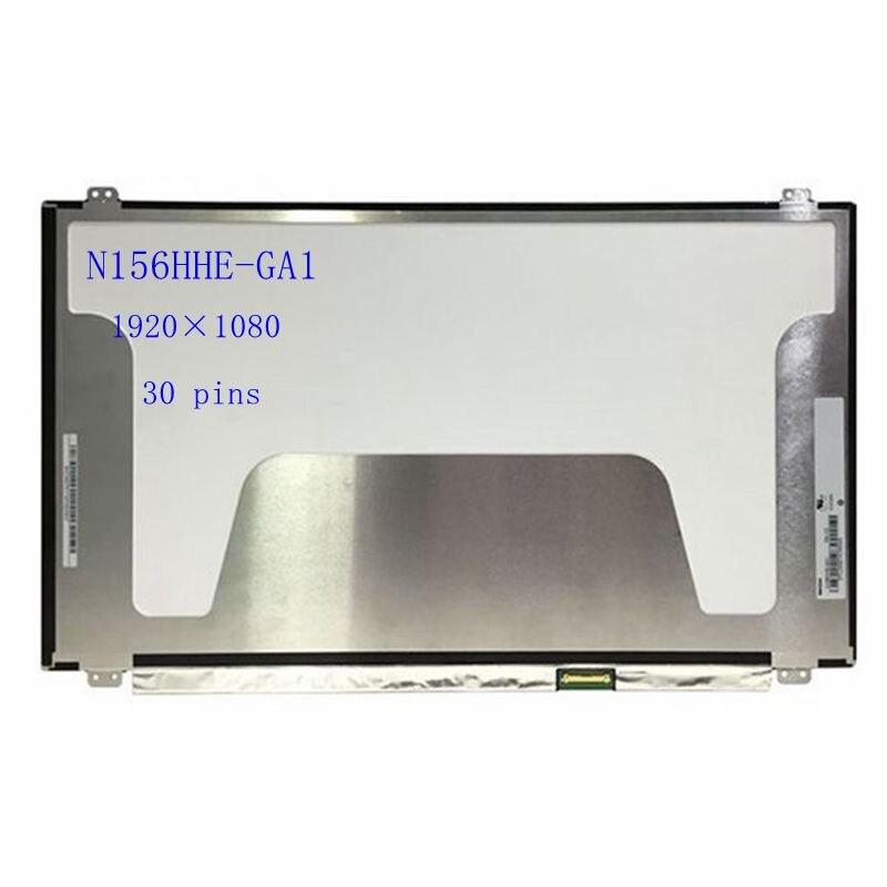 15.6 Polegada 120HZ 94% NTSC Display Lcd Matriz Tela FHD EDP 30PIN Fino N156HHE-GA1 N156HCE-GA2 B156HTN05.1 B156HTN05.2 B156HAN04.5
