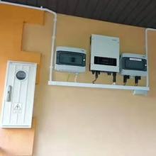 5000 Вт Солнечный Grid-Tie инвертор с чистым синусоидальным выходом 2 MPPT схемы 90V-580VDC вход на 180V-276VAC выход с wifi