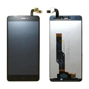 Image 1 - Xiaomi Redmi için not 4X LCD ekran dokunmatik ekran Digitizer Xiaomi Redmi not 4 için LCD ekran küresel sürüm Snapdragon 625