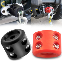 Winch Cable Hook Stopper Rubber Winch Rope Winch Accessories for Wire for ATV SUV