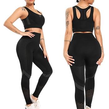 High Waist Seamless Leggings Push Up Leggins Sport Tights Women Fitness Running Yoga Pants Gym Compression Tights Pants 5