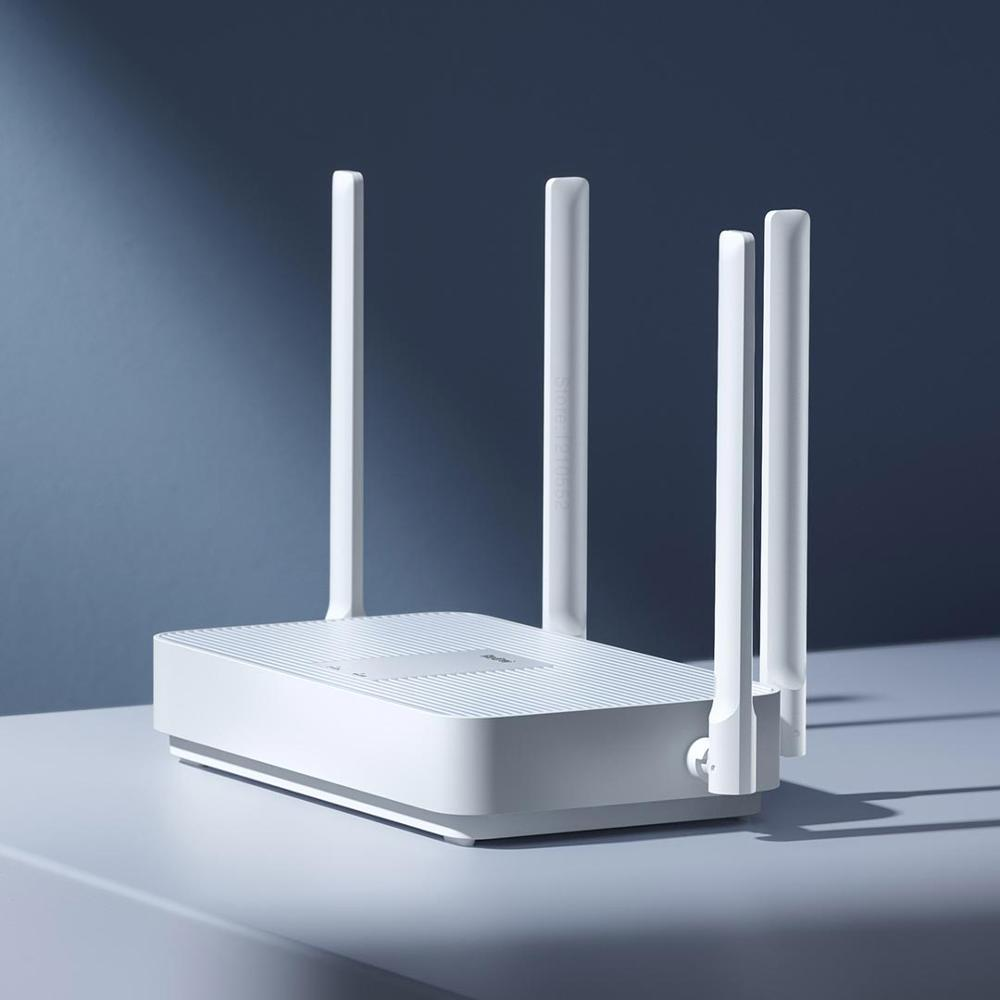2021 New Xiaomi Redmi AX5 Wireless Router 5G WiFi 6 Dual Frequency Mesh Network Repeater 4 High Gain Antennas Signal Extender 5