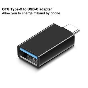 Image 3 - Зарядное устройство для Xiaomi Mi Band 2 3 4 5, зарядный кабель для передачи данных, док станция, зарядный кабель для Mi Band 5 4, зарядное устройство USB OTG адаптер