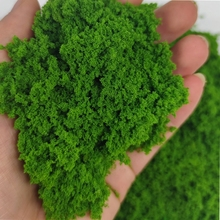 30g Sample 3-5mm Coarse Ground Foam|model Tree Foliage|scale Model Building Materials Miniature Tree Models Diy Hademade Layout