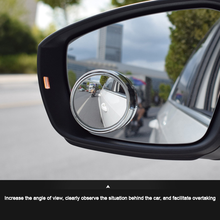 2 шт 360 градусов hd Зеркало для слепой зоны заднего хода автомобиля