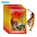 80 шт. Sumifun тигр бальзам для облегчения боли патч быстрое облегчение боли боль воспаления здравоохранения поясничного отдела позвоночника м...