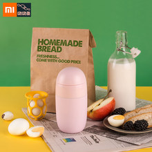 Xiaomi Egg Breakfast Bottle Smart Thermos Cold Insulation Cup Braised Egg Homemade Nourishing Porridge Timing Alarm Thermoses(China)