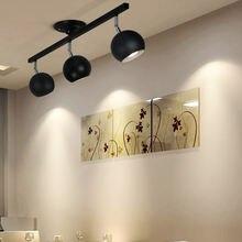 Современный подвесной светильник e27 вращающийся настенный для