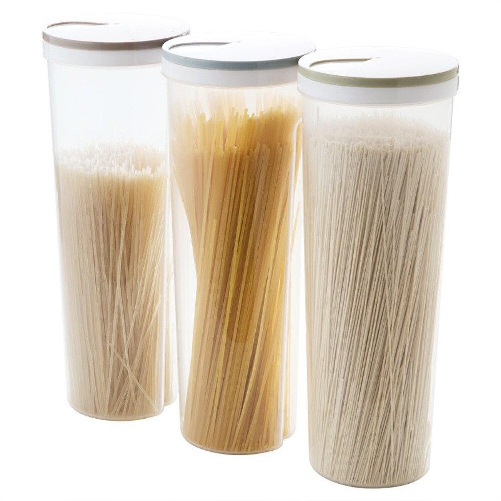 Многофункциональная коробка для спагетти столовые приборы лапши коробочка для хранения палочки для еды Коробки Лидер продаж Еда канистры ...