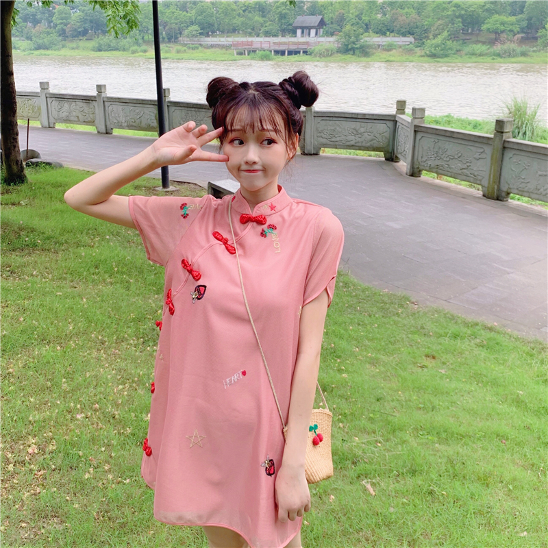 New Modern Hanfu Classical Dance Costume Chinese Style Dress Daily Hanfu National Costumes Hanfu Stage Performance Wear SL1465