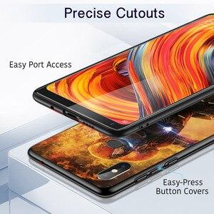 Image 3 - Iron Man Marvel Avengers dla Xiaomi Poco X3 NFC M2 X2 F2 F3 C3 M3 F1 Pro Mi grać Mix 3 A3 A2 A1 6 5 Lite miękki futerał na telefon
