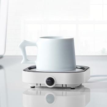 Portable Cup Warmer Heating Coffee Usb Tea Mug Warmer Oficina Taza Calienta Agua Hogar Calentador De Taza Milk Heater Pad