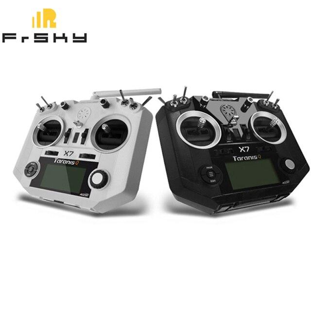 FrSky transmetteur Radio Taranis QX7 Q X7 accès batterie 2.4 mah pour FPV RC Drone hélicoptère avion hélicoptère course FPV 2000G 16CH ACCST