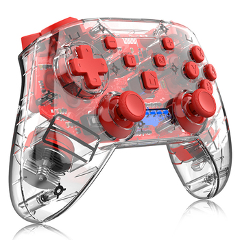 For NS Switch Pro Wireless Bluetooth Game Controller For Nintendo Switch Pro Remote Gamepad Game Console Joystick For PC Android new bluetooth wireless gamepad for nintendo switch pro controller for nintend switch console game joystick for android pc handle