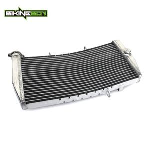 Image 3 - BIKINGBOY di Alluminio Del Motore di Raffreddamento Ad Acqua Del Radiatore di Raffreddamento Per Honda CBR 929 RR 00 01 2000 2001 Sostituire OEM 19010MCJ003