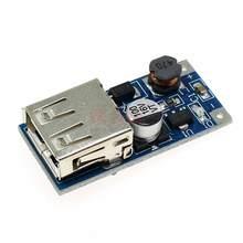 DC-DC módulo de impulso (0.9v ~ 5v) 5v 600ma usb placa de circuito 5v saída azul