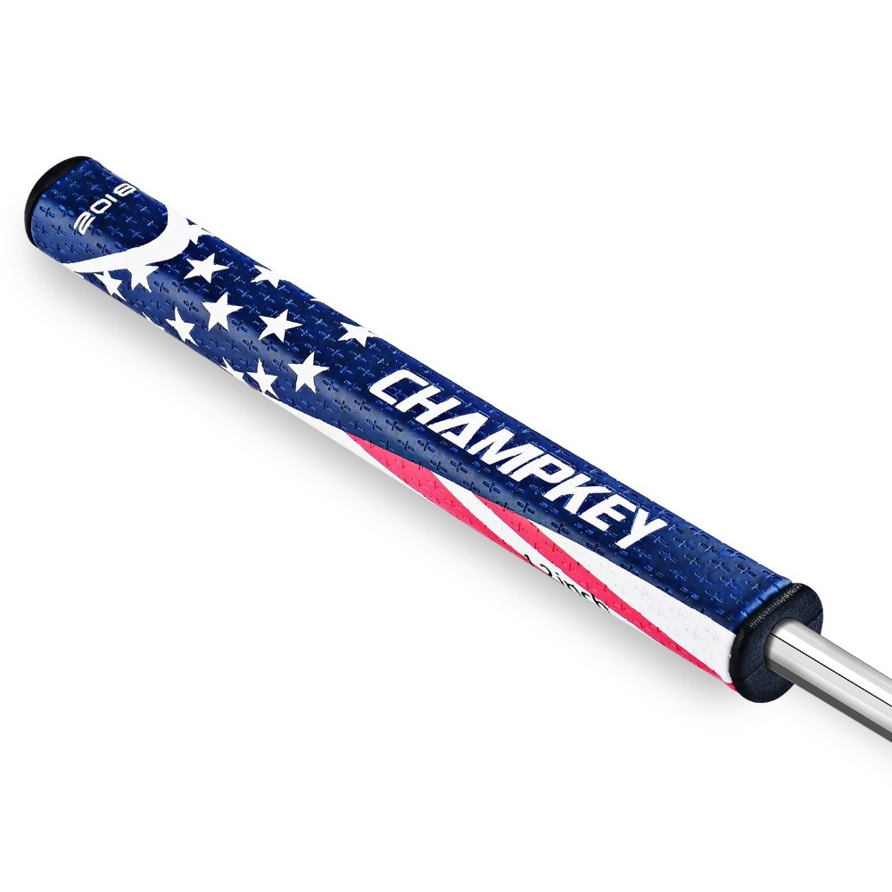 New 1x Champkey Legacy Golf Putter Grip USA Flag Editon Two Size Slim 2.0 Slim 3.0  Golf Putter Grips