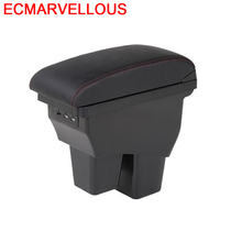 Accessories Car Car-styling Arm Rest Mouldings Interior Accessory Modified Upgraded Armrest Box 14 15 16 17 18 FOR Honda Fit