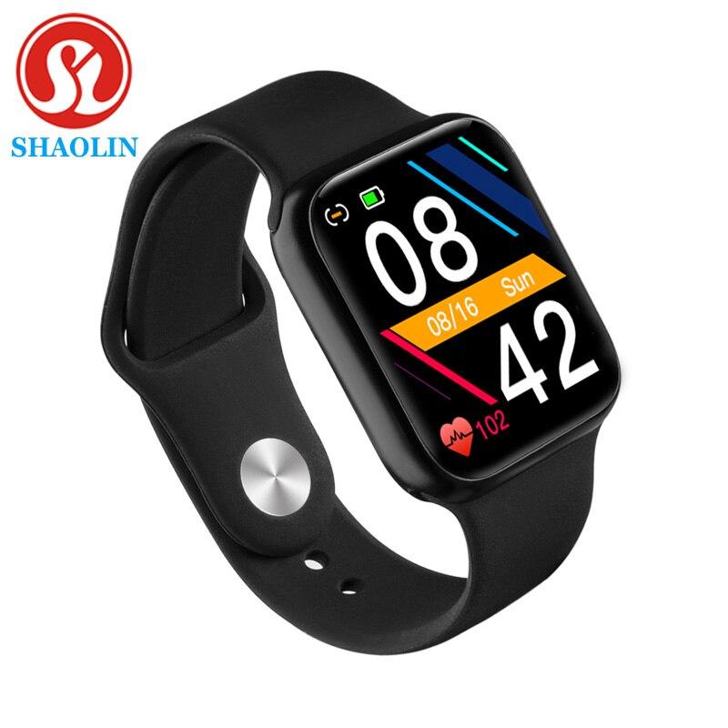 90%off Women Smart Watch Series 5 Men Bluetooth Waterproof Smartwatch For Apple Watch IPhone Android Phone Fitness Tracker IWO