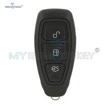 Remtekey smart key 3 button 5WK50170 for Ford mondeo Fiesta Focus Galaxy Grand Kuga 2007-2017 434mhz KR55WK48801 car remote key kigoauto kr55wk48801 smart key case 3 button for ford kuga fiesta focus 2008 2010 2012