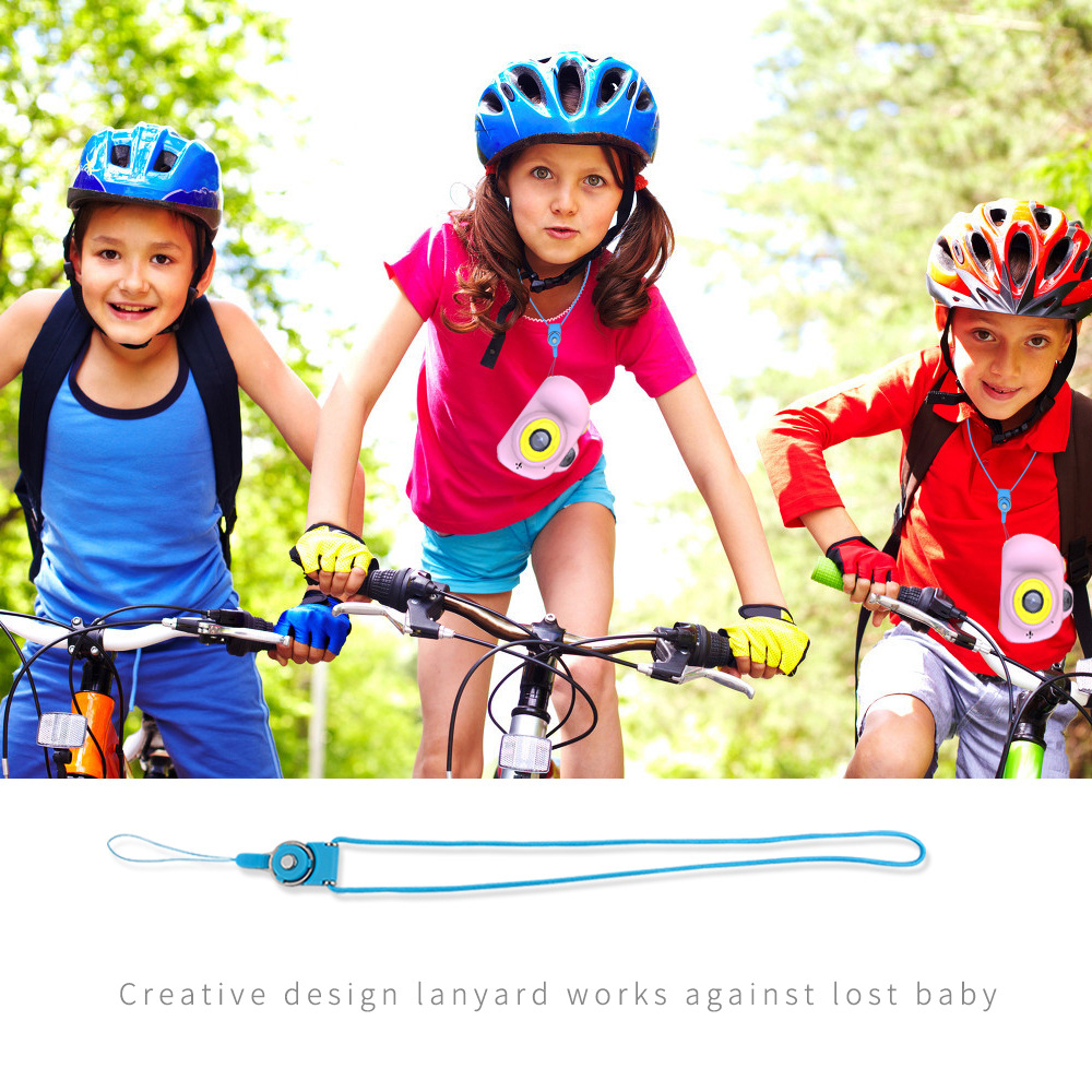 H9b598492f35c484bb9879f485ab74783N KIds Camera HD Child Camera Mini Digital Toy Camera Photography Children Educational Toddler Toy Photo Camera For Children Gifts