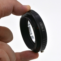 LM Z Lens Mount Adapter Ring for Leica M LM Zeiss M VM Lens To Nikon Z7 Z6 Camera Body Adaptor