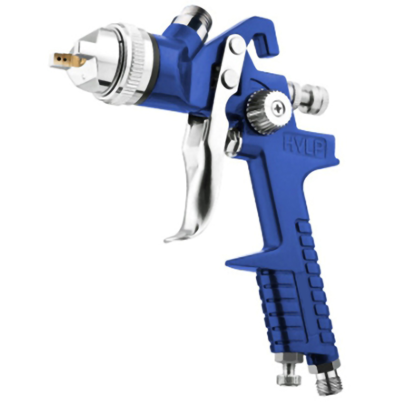 1.4Mm Professional Hvlp Air Spray Tool Paint Sprayer 600Ml Gravity Feed Airbrush Kit Car Furniture Painting Spraying Tool