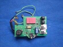 1 pces circuito da placa principal para a estação de solda wsd81 weller 830 versão sem tampão do botão