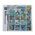 482 In 1G01 Zusammenstellung Video Spiel Patrone Konsole Karte Für Nintendo DS 3DS 2DS