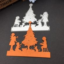 Christmas Metal Cutting Dies