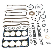 Car Accessories Gasket Seal Set Fit for Chevy 327 283 307 350 383 V8 Engines Complete Overhaul Head Intake Exhaust(China)