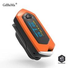 Health Care Portable Home Heart Rate Monitor Finger Pulse OximeterPulsioximetro SpO2 PR OLED Rechargeable CE Medical  instrument цена