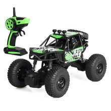 цена на 1/22 Scale 2.4G 4WD Rock Crawler Off-road Vehicle RC Car Toy Truck Gifts