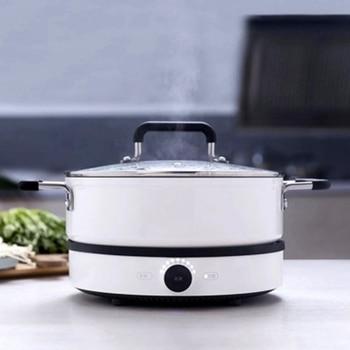 2019 Mijia cocinas de inducción Mi hogar inteligente creativo Control preciso azulejo de placa de inducción Hot Pot aplicación remota Control 220V