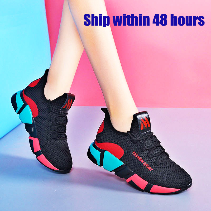 Zapatos Tenis De Mujer 2020 Women Tennis Shoes For Outdoor Breathable Fitness Fabric Sock Sneakers Female Sport Footwear Shoes
