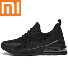 Xiaomi Light Running Shoes Fashion Breathable Height Increasing Sneakers