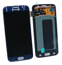 100% tested original 5.1-inch super AMOLED LCD display with frame for Samsung Galaxy S6 G920 G920F touch screen digitize