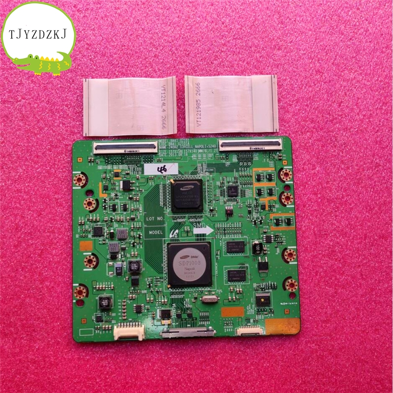Original for 46 inch TV motherboard BN44-02101A BN44-02101 <font><b>240HZ</b></font>_13YCELL_NAPOI+S240 T-CON BOARD image