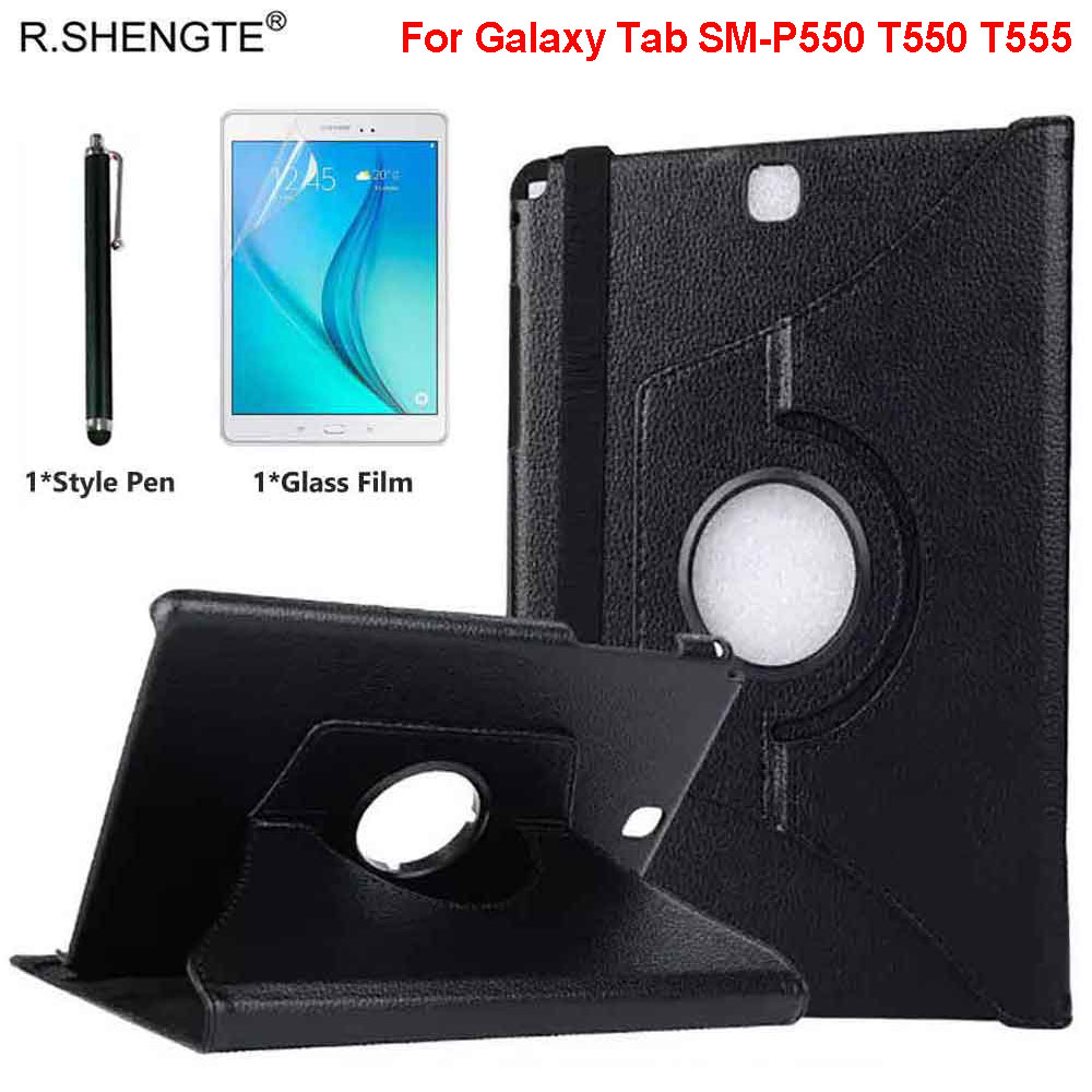 Tablet <font><b>Case</b></font> For <font><b>Samsung</b></font> <font><b>Galaxy</b></font> <font><b>Tab</b></font> A 9.7' image