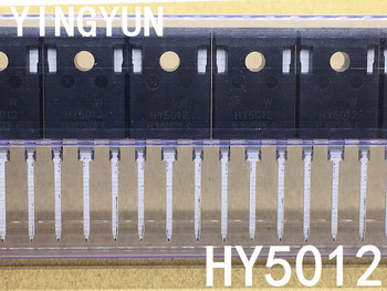 10pcs/lot  New Original  HY5012W HY5012 TO-247 high power field effect transistor 125V 300A 5pcs lot rjk0351 k0351 mosfet metal oxide semiconductor field effect transistor