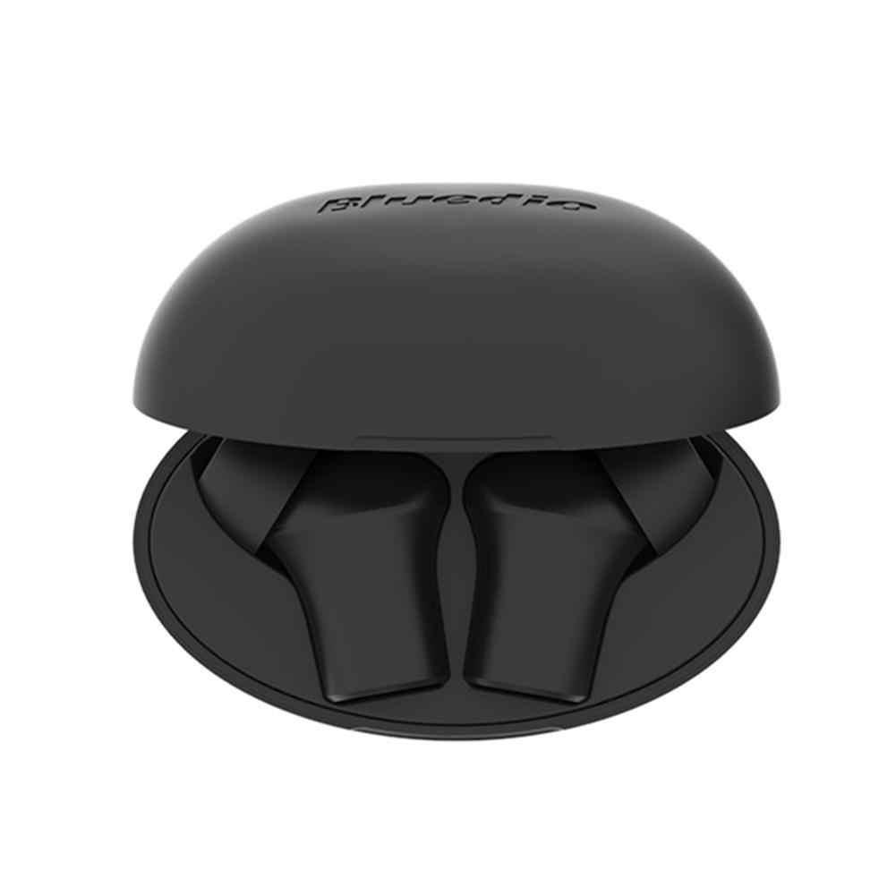 新加入業 Bluedio ハイワイヤレスの Bluetooth イヤホン電話ステレオスポーツインナーイヤーヘッドセット充電ボックス内蔵マイク